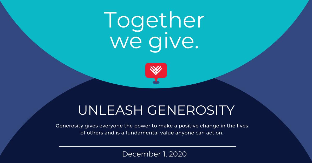 Unleash Generosity (Facebook)